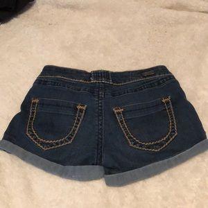 1st Kiss Shorts - Jean shorts
